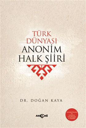 Türk Dünyası Anonim Halk Şiiri resmi