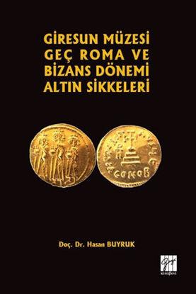 Giresun Müzesi Geç Roma ve Bizans Dönemi Altın Sikkeleri resmi