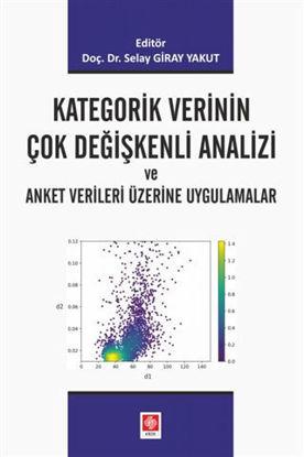Kategorik Verinin Çok Değişkenli Analizi ve Anket Verileri Üzerine Uygulamalar resmi