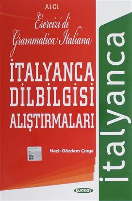 İtalyanca Dilbilgisi Alıştırmaları A1-C1 resmi