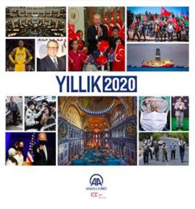 Anadolu Ajansı Yıllık 2020 resmi