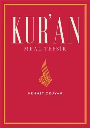 Kur'an Meal-Tefsir (Ciltli) resmi