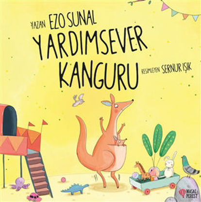 Yardımsever Kanguru resmi