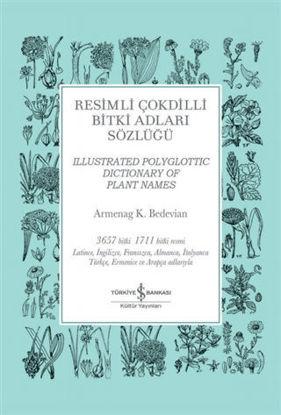 Resimli Çokdilli Bitki Adları Sözlüğü (Ciltli) resmi
