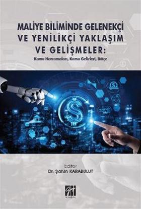 Maliye Biliminde Gelenekçi ve Yenilikçi Yaklaşım ve Gelişmeler: Kamu Harcamaları, Kamu Gelirleri, Bütçe resmi