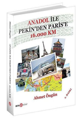 Anadol İle Pekin'den Paris'e 16.000 Km resmi