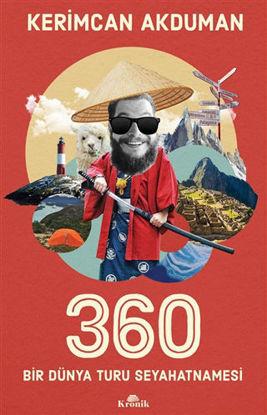 360 Bir Dünya Turu Seyahatnamesi resmi