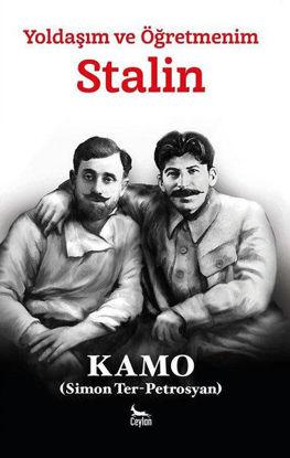 Yoldaşım ve Öğretmenim Stalin resmi