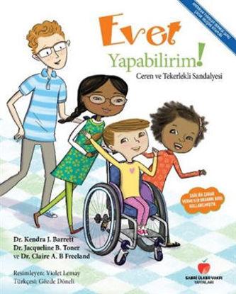 Evet Yapabilirim! - Ceren ve Tekerlekli Sandalyesi resmi
