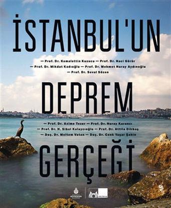 İstanbul'un Deprem Gerçeği (Ciltli) resmi