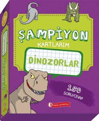 Dinozorlar - Şampiyon Kartlarım resmi