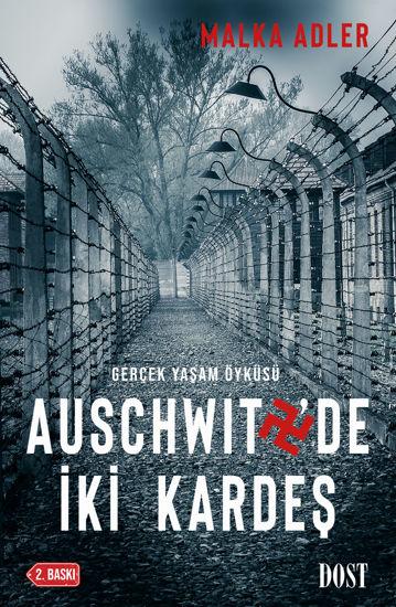 Auschwitz'de İki Kardeş resmi