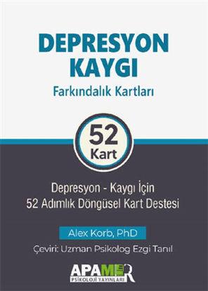 Depresyon Kaygı Farkındalık Kartları 52 Kart resmi