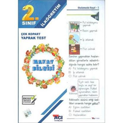 2.Sınıf Hayat Bilgisi Yaprak Test resmi