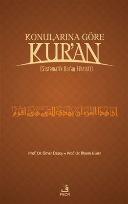 Konularına Göre Kur'an (Ciltli) resmi