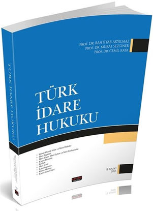 Türk İdare Hukuku resmi