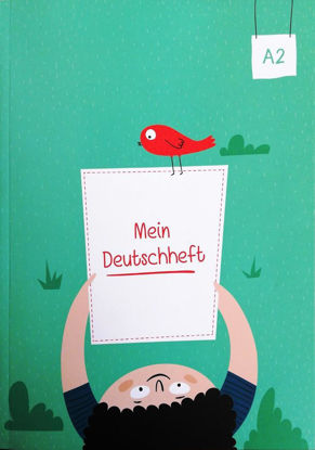 Almanca Defter Mein Deutschheft A-2 resmi