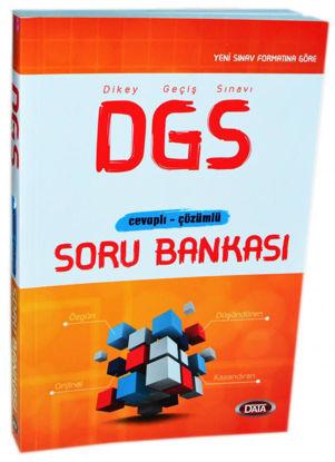 Dgs Çözümlü Soru Bankası resmi