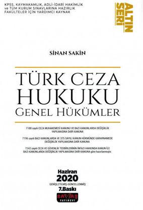 Türk Ceza Hukuku Genel Hükümler resmi