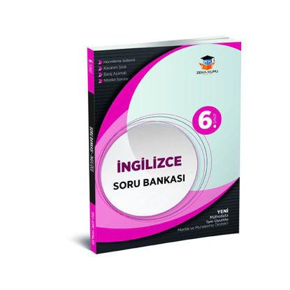 6.Sınıf İngilizce Soru Bankası resmi