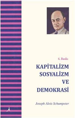 Kapitalizm Sosyalizm ve Demokrasi resmi
