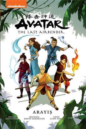 Avatar: The Last Airbender - Arayış resmi