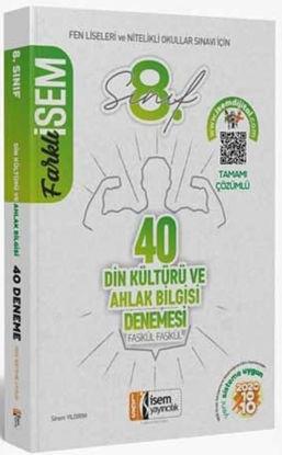 8.Sınıf Din Kültürü 40 Deneme resmi