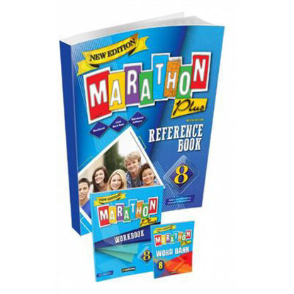 8.Sınıf Marathon Reference Book. Grade resmi