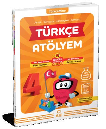 4. Sınıf Türkçe Atölyem TükçeMino resmi