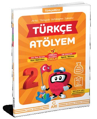 2. Sınıf Türkçe Atölyem resmi