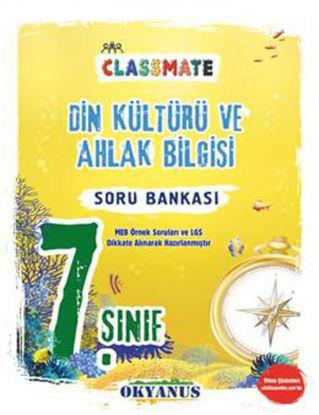7.Sınıf Din Kültürü Classmate Soru Bankası resmi