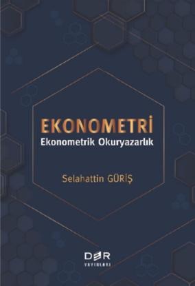 Ekonometri;Ekonometrik Okuryazarlık resmi