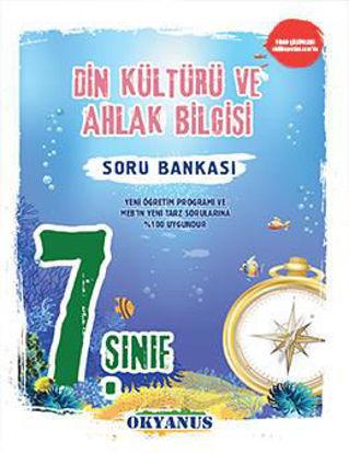 7.Sınıf Din Kültürü Ve Ahlak Bilgisi Soru Bankası resmi