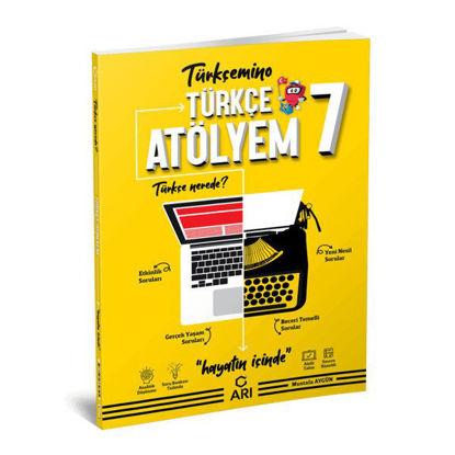 7. Sınıf Türkçe Atölyem Türkçemino resmi