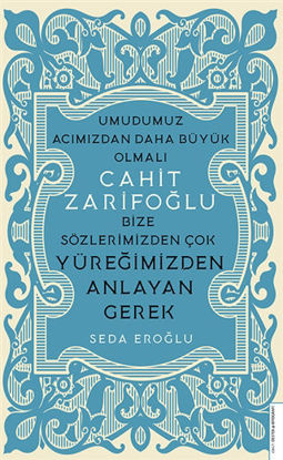Cahit Zarifoğlu resmi