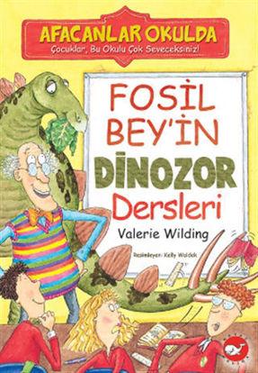 Afacanlar Okulda - Fosil Bey'in Dinozor Dersleri resmi