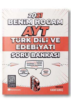 2021 AYT Türk Dili ve Edebiyatı Soru Bankası resmi