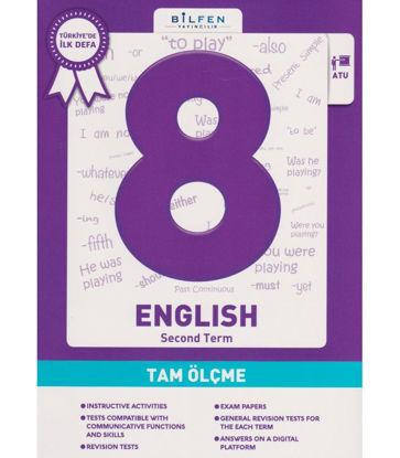 8.Sınıf İngilizce Tam Ölçme resmi