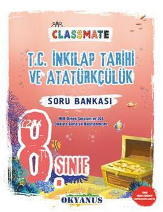8.Sınıf İnkılap Tarihi Classmate Soru Bankası resmi