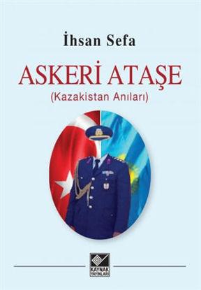 Askeri Ataşe (Kazakistan Anıları) resmi