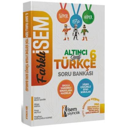 6.Sınıf Türkçe Soru Bankası resmi