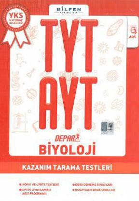 Tyt Ayt Biyoloji Depar Kazanım Tarama Testleri resmi