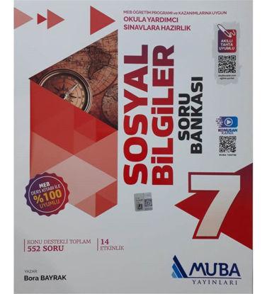 7.Sınıf Sosyal Bilgiler Soru Bankası resmi