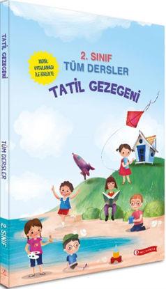 2. Sınıf Tüm Dersler Tatil Gezegeni resmi