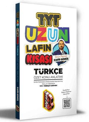 TYT Uzun Lafın Kısası Türkçe Özet Konu Anlatımı resmi