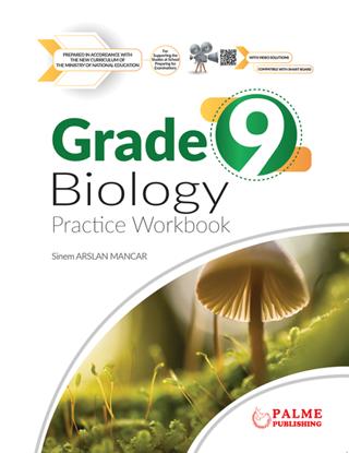 9 Grade Biology Practice Workbook resmi