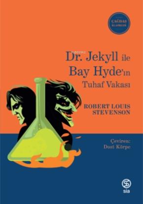 Dr. Jekyll İle Bay Hyde'ın Tuhaf Vakası resmi