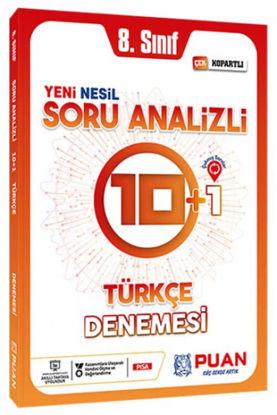 8. Sınıf LGS Türkçe Soru Analizli 10+1 Deneme resmi