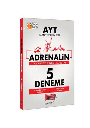 AYT Adrenalin 5 Deneme Sınavı resmi