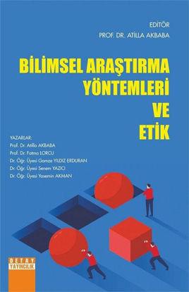 Bilimsel Araştırma Yöntemleri ve Etik resmi